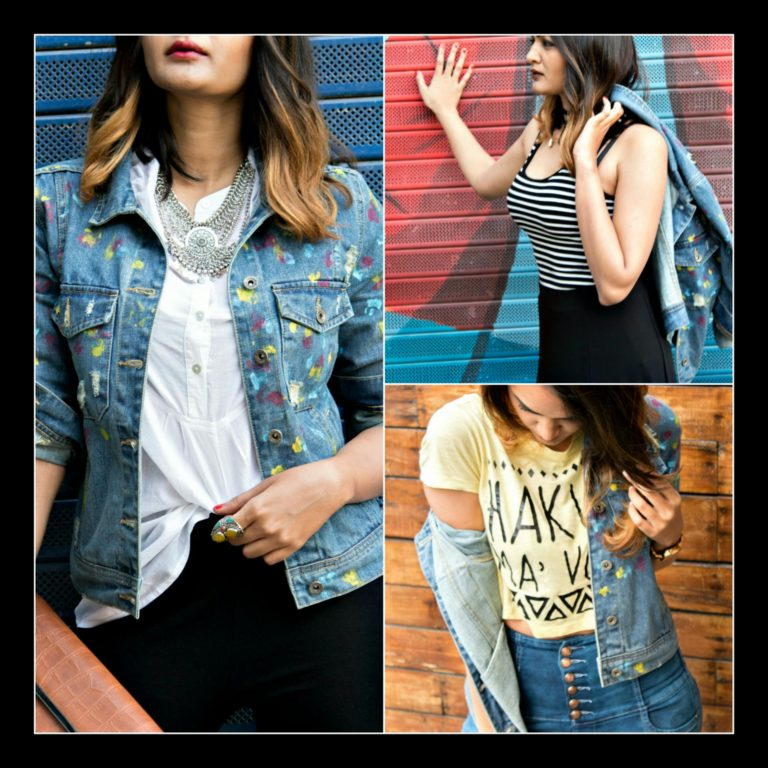 Denim Jacket Styled 3 Ways image