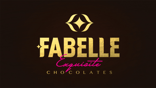 Fabelle Exquisite Chocolates logo