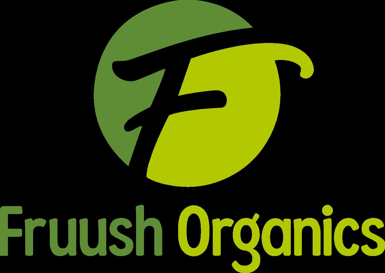 Fruush Organics logo