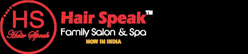 Hair Speak logo