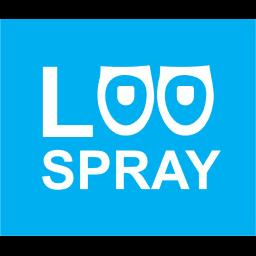 Loo Spray logo