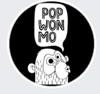 Popwonmo logo