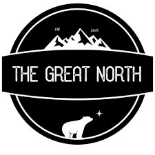The Great North logo