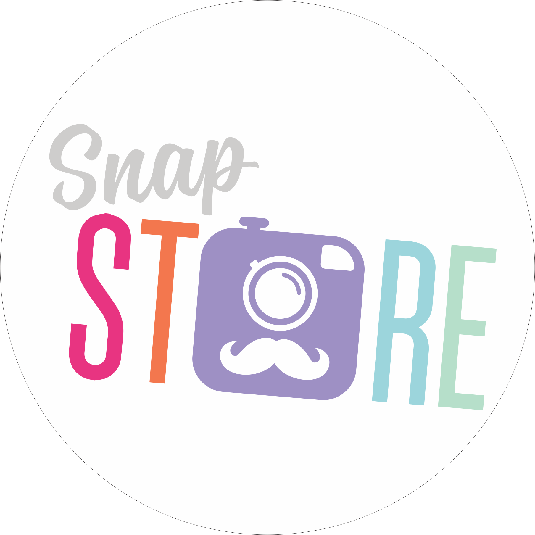The Snap Store App logo