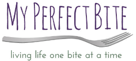 The perfect bite by sj logo
